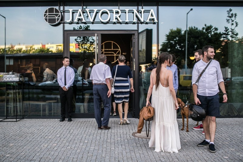 Opening Javorina, Praha