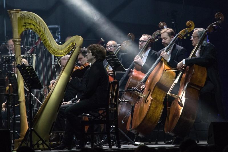 Koncert Forum Karlín
