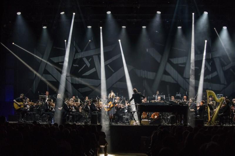 Koncert Forum Karlín, Aneta Langerová